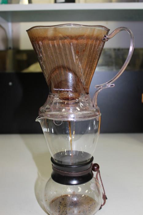 clever coffee dripper kaffeeshop kaffee kaufen bei maskal. Black Bedroom Furniture Sets. Home Design Ideas